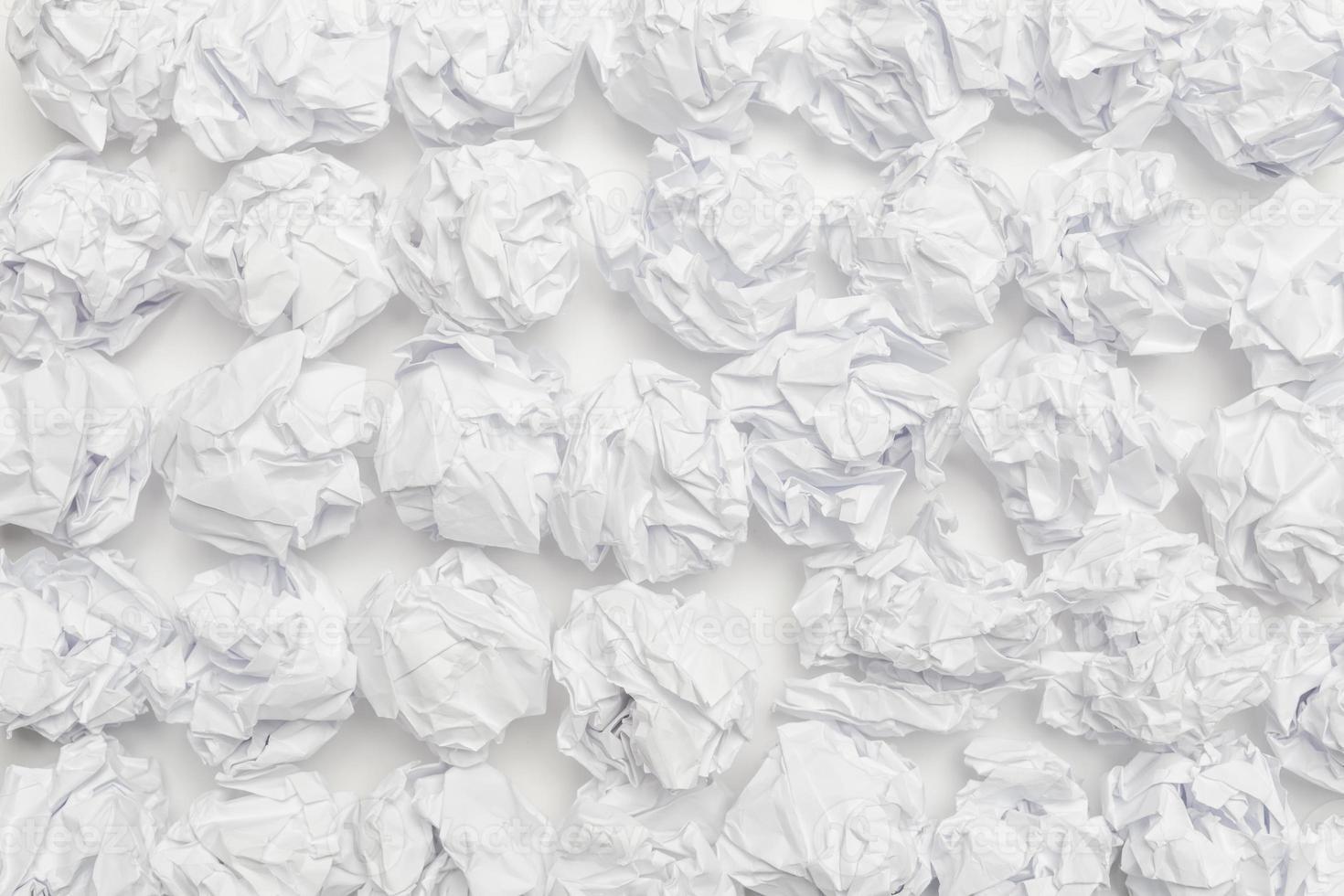 skrynkliga pappersdukar foto