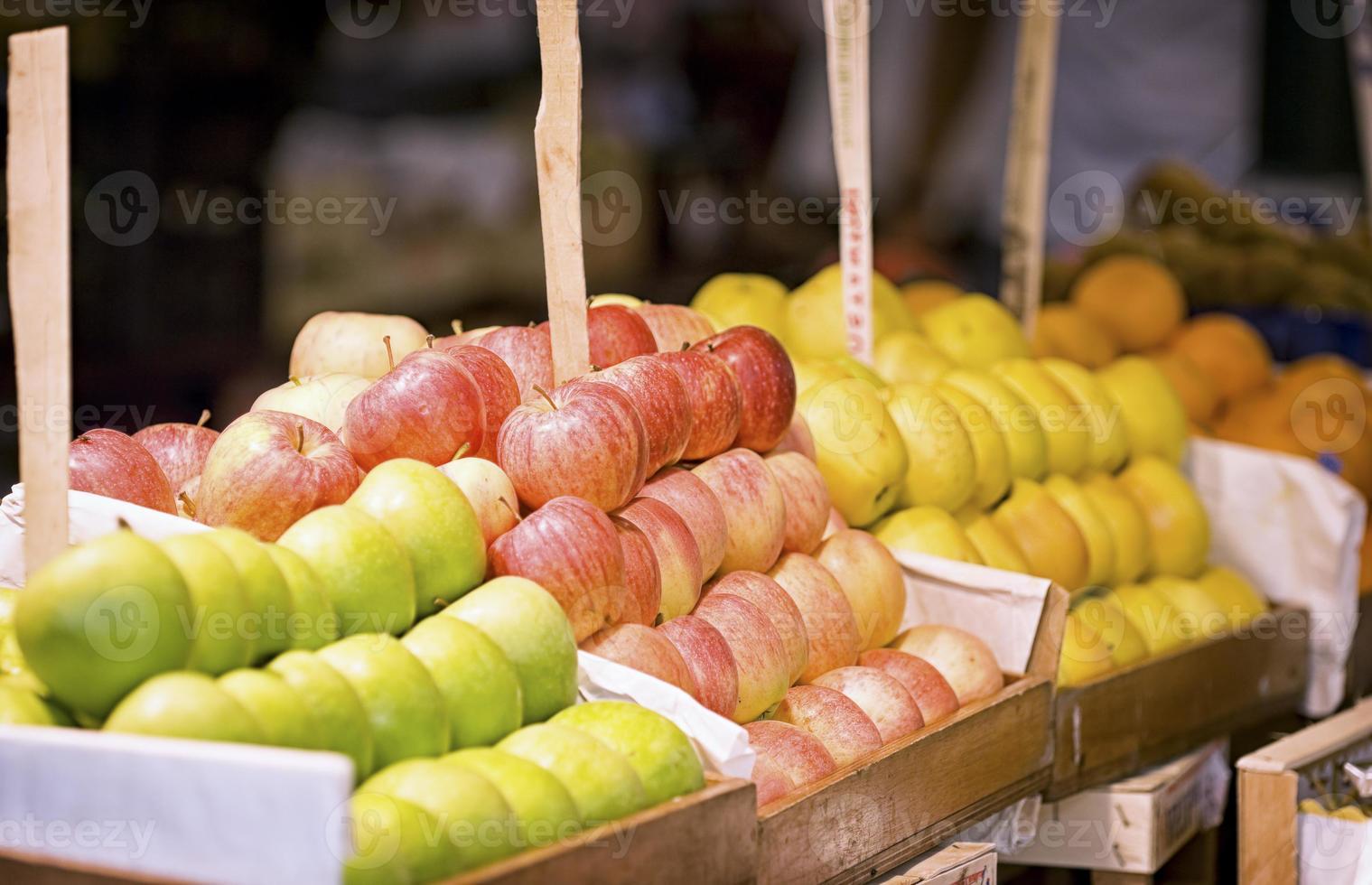bondens marknad foto