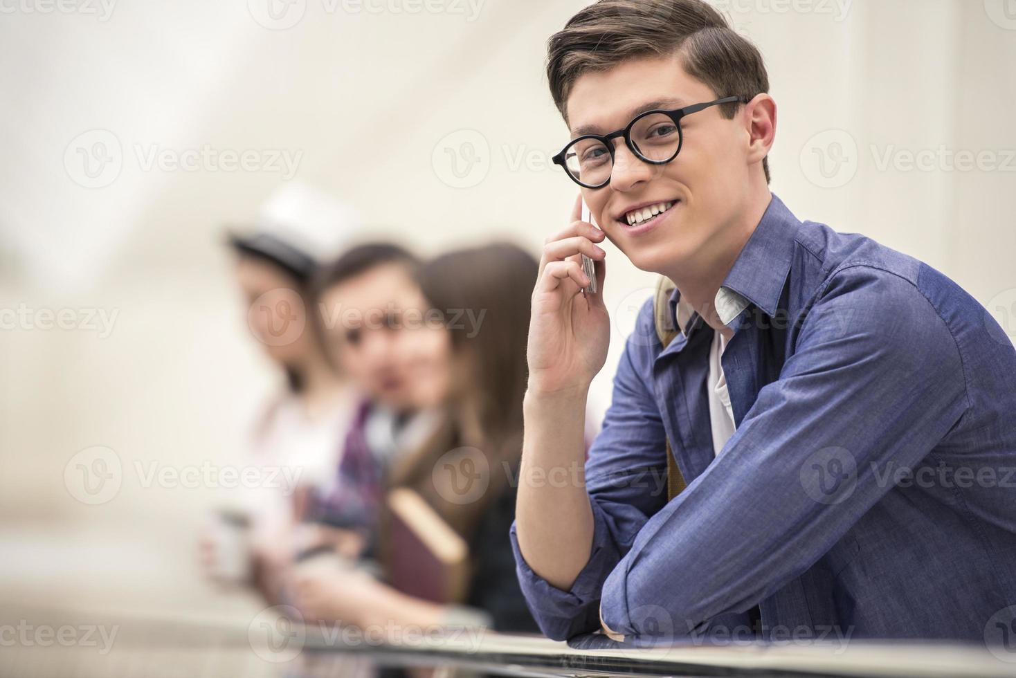 studenter foto