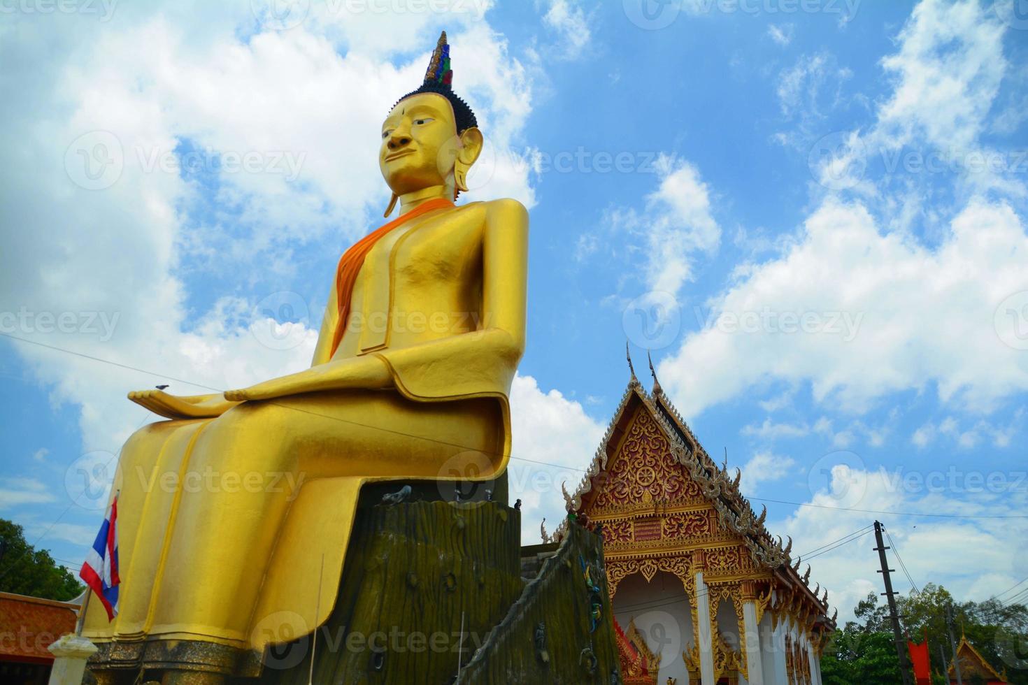 buddha i Thailand foto