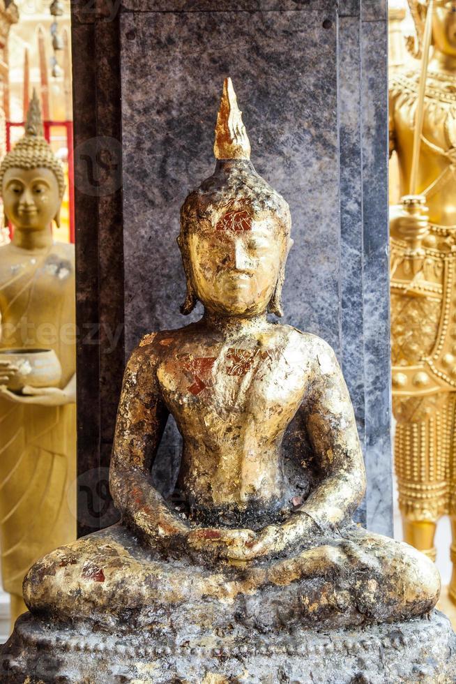 forntida buddha foto