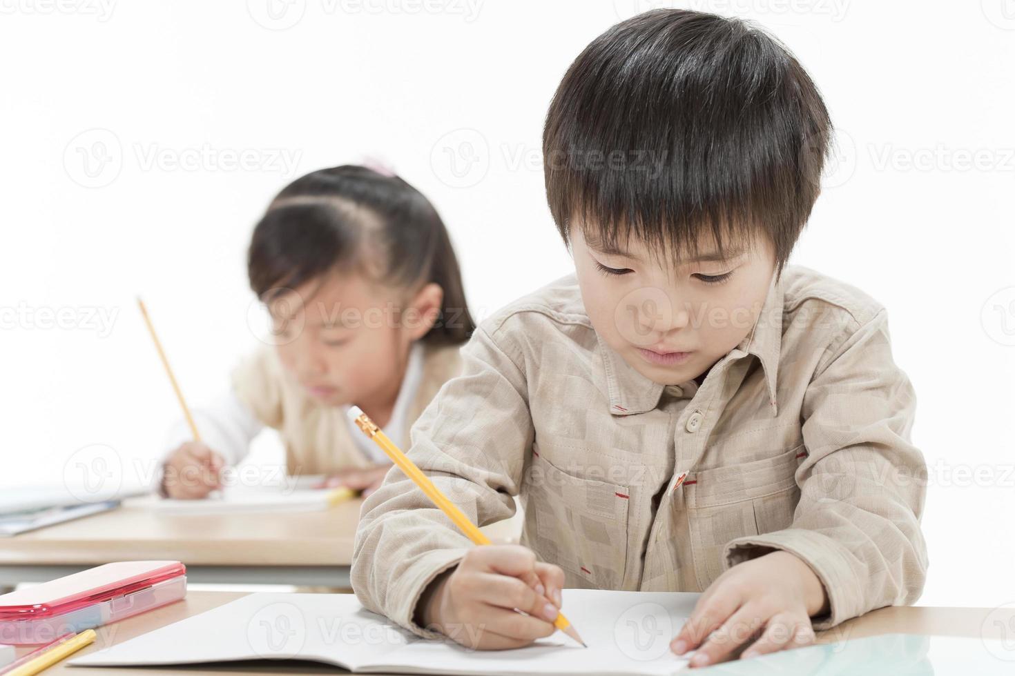 studera barn foto