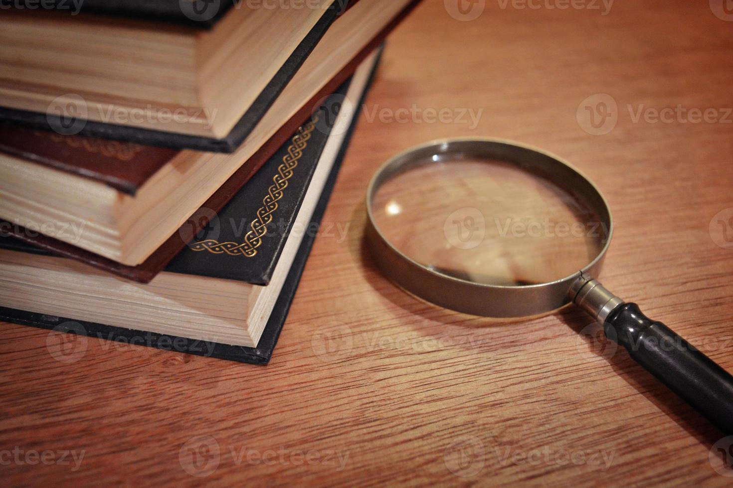 förstoringsglas foto