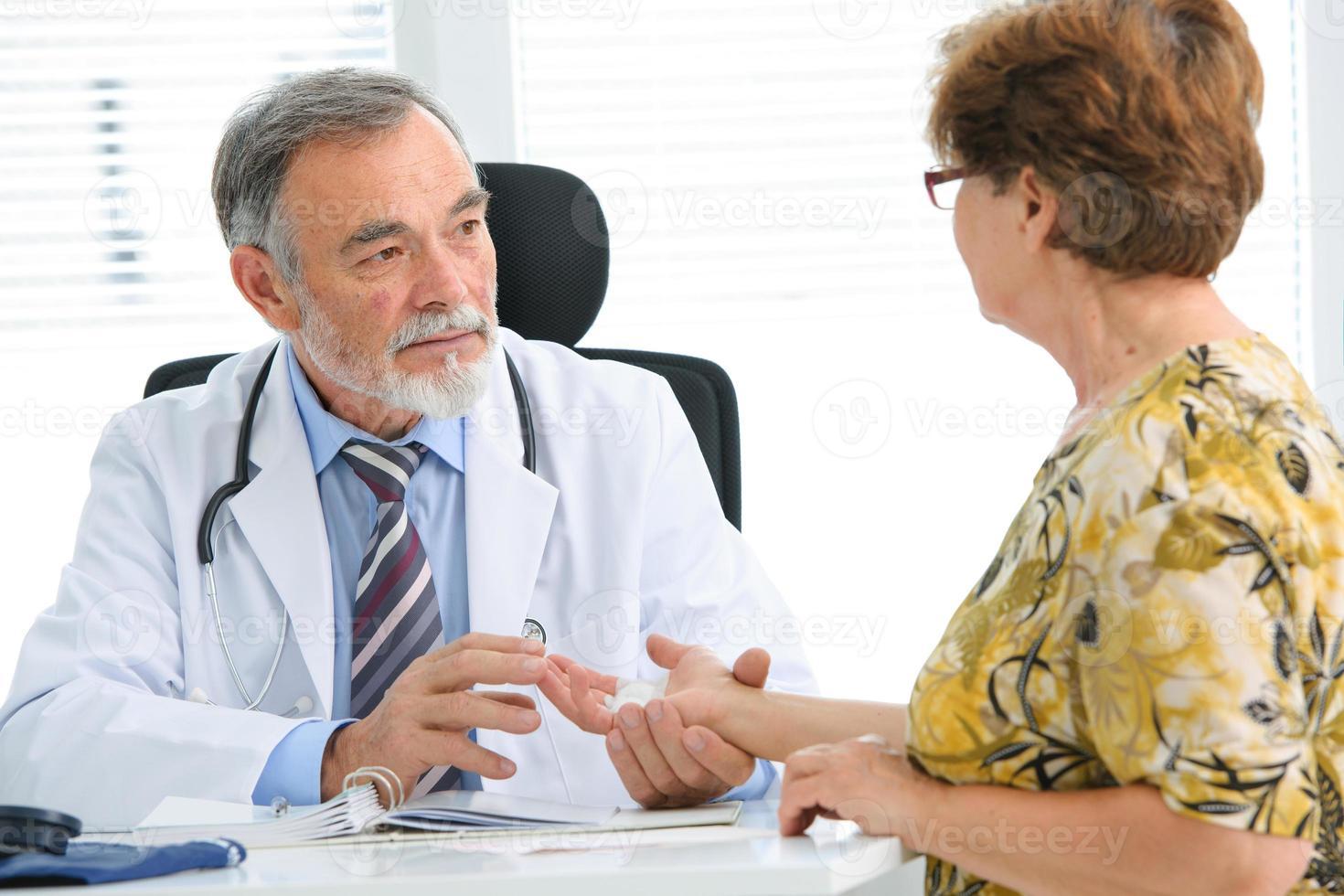 läkarundersökning foto
