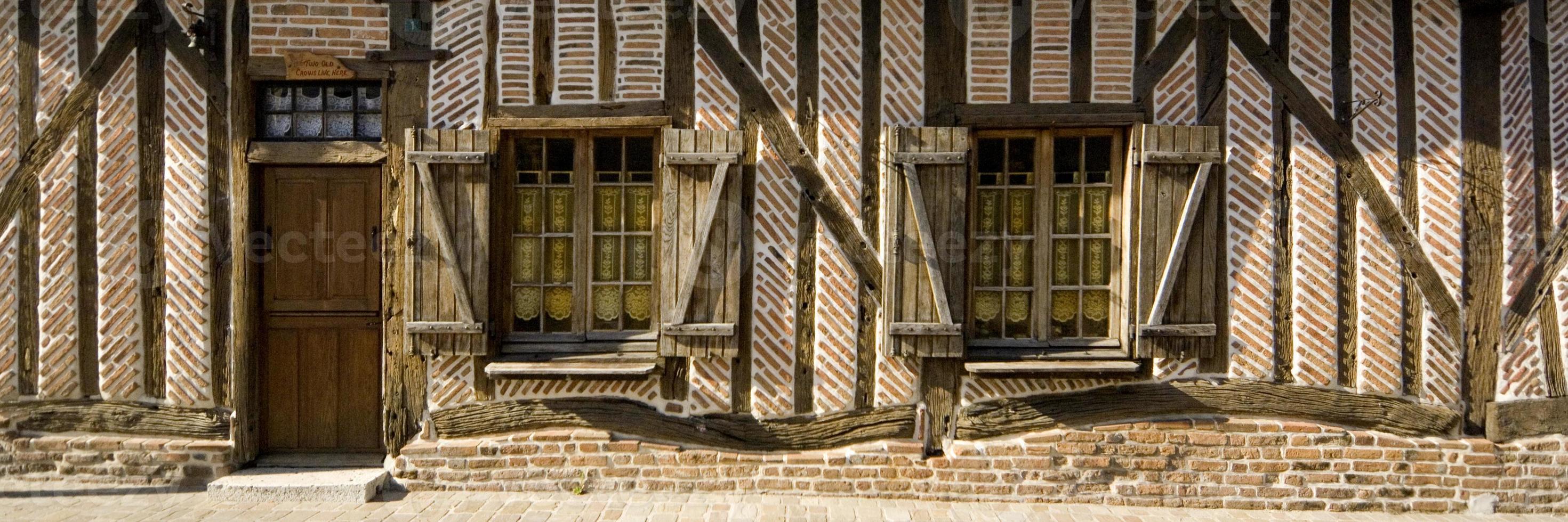 Normandiens hus foto