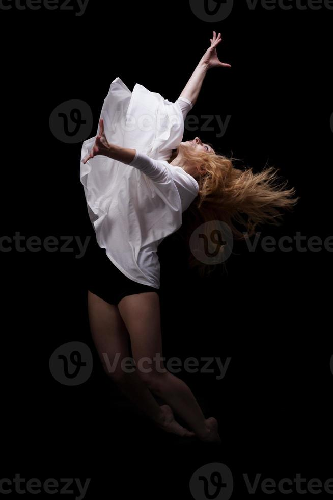 modern dansare foto