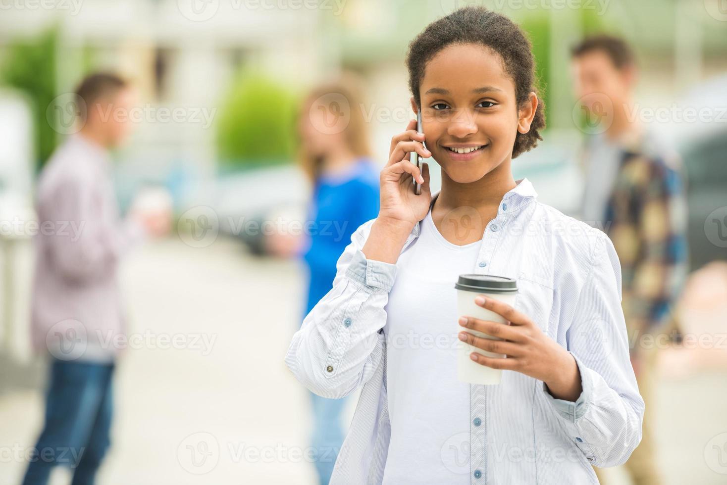 tonåringar foto