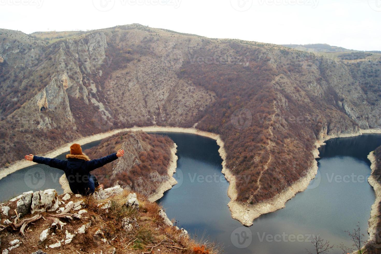 uvac canyon foto