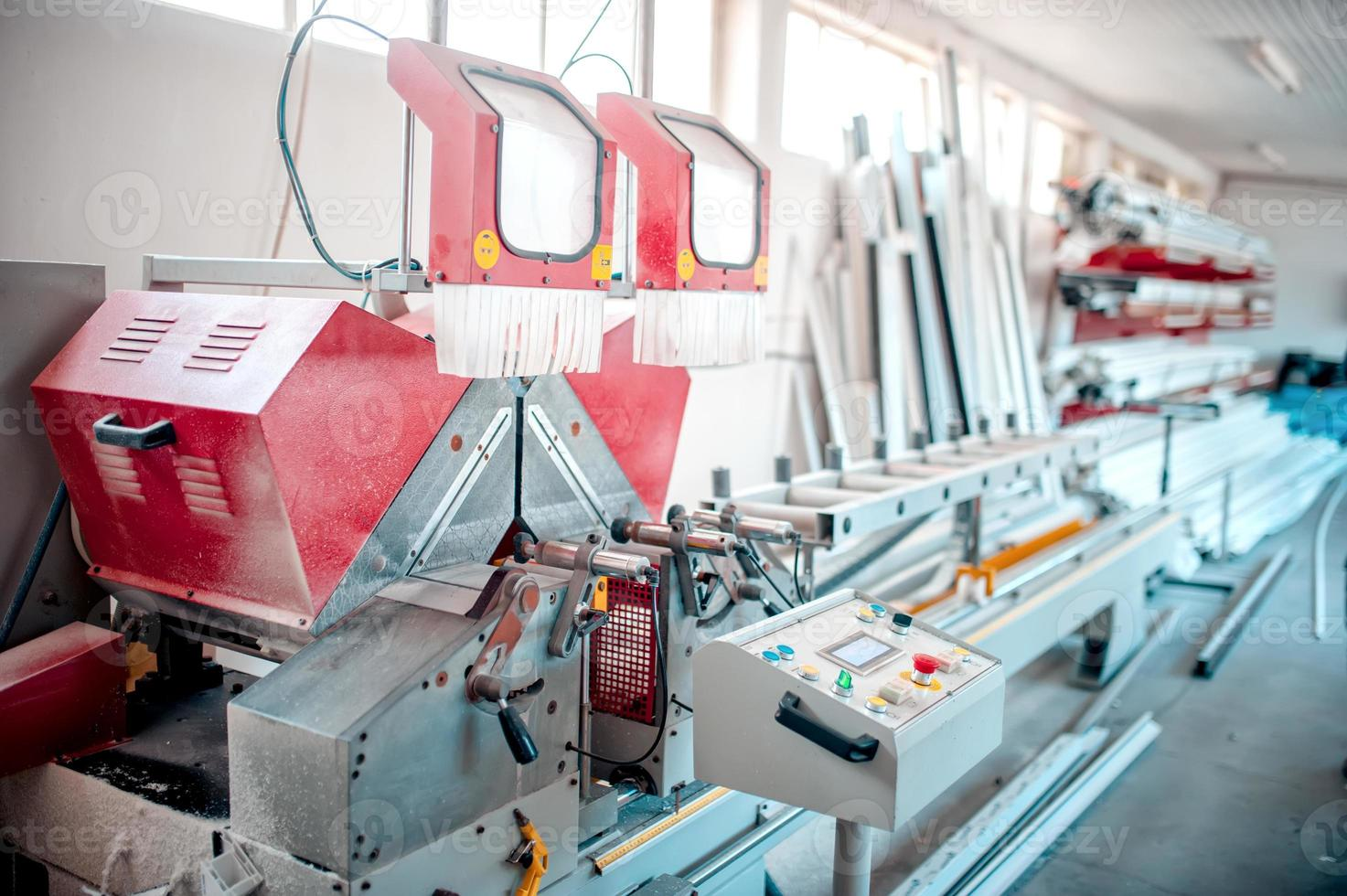 fabriksverktyg, industriell tillverkning och produktionsutrustning foto