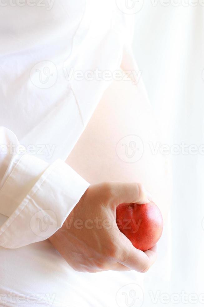 hälsosam graviditet foto