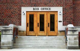 teatern box office foto