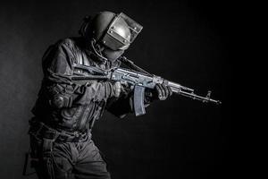 ryska specialstyrkor foto