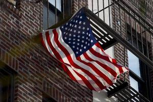 amerikansk lägenhet foto
