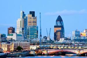 london skylines foto