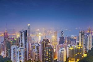 Hong Kong. foto