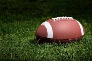 fotboll i rampljuset foto