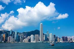 Hong Kong stadsbild