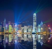 Hong Kong Kina foto