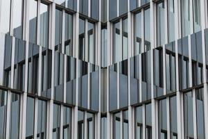 symmetri i arkitektur foto