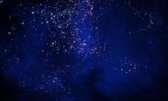 stjärnfält foto
