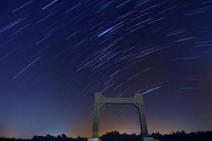 vacker stjärna foto