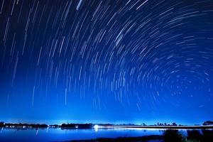 stjärnrörelse foto
