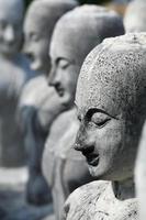 Buddha staty.