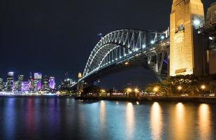 Sydneys hamnbro foto