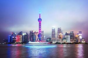Shanghai, Kina foto