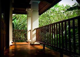 grön arkitektur foto