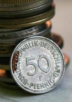 tyska mynt foto