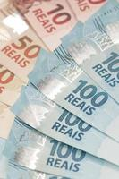 brasiliansk valuta - verklig