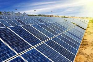 fotovoltaiska celler foto