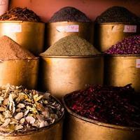 kryddor. foto