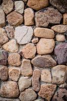 bakgrund av stenmurstextur