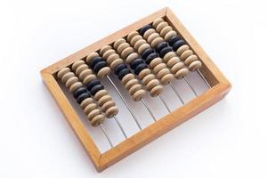 gammal abacus foto