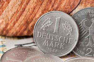 5 deutsche mark bundesrepubik deutschland foto