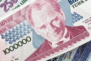 gamla turkiska lira