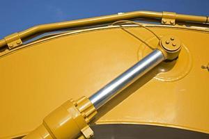 hydrauliskt system foto