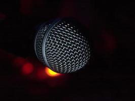 mikrofon foto
