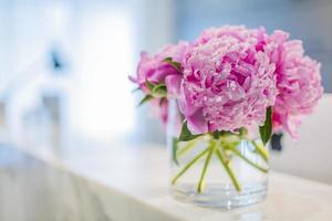 vackra bröllopsdekorationer foto