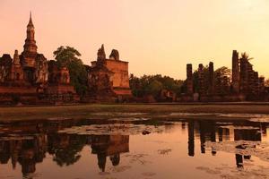 Thailand sukhothai reisen