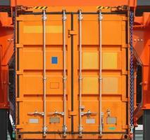 frakt container foto