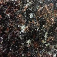 granitstruktur, brunbrun