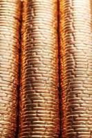 gyllene chip foto