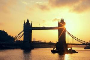 Tower Bridge London foto