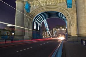 London Tower Bridge foto