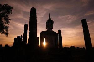 Thailand sukhothai reisen foto