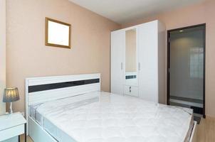 lyxigt inre sovrum foto
