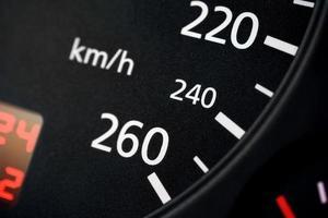 hastighetsmätare foto